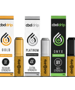 CBD Drip Vape Sample Pack