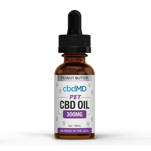 cbdMD CBD Oil Sample for Dogs