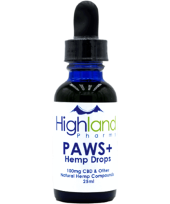 Highland Pharms CBD Oil for Pets