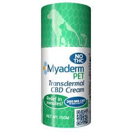 Myaderm CBD Pain Cream for Pets