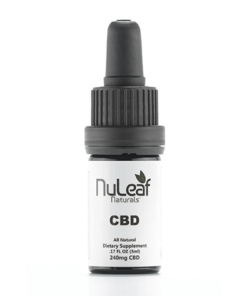 NuLeaf Naturals Full Spectrum CBD Oil Samples